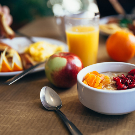 Breakfasts are back!