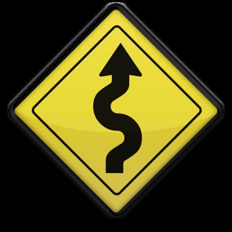 Highway-9 travel WARNING!